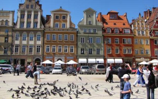 Plac Solny, Wroclaw