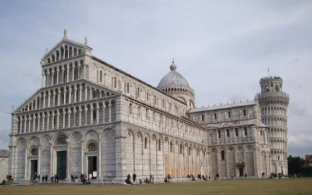 View of Pisa
