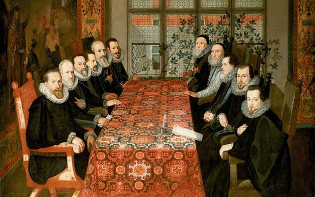 The Somerset House Conference, 19 August 1604
