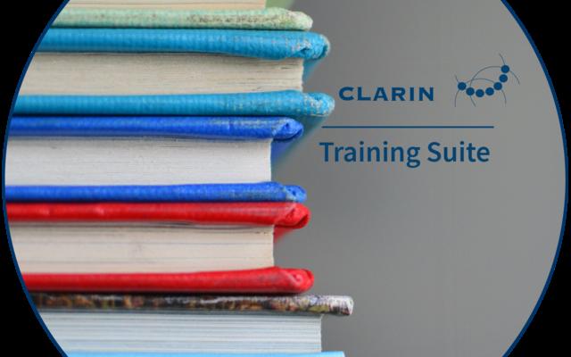 CLARIN Training Suite logo