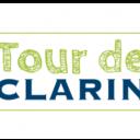 Tour de CLARIN logo