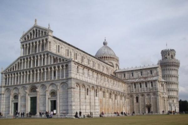 View of Pisa