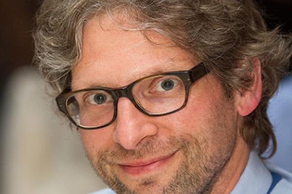 Professor Stefan Evert (Friedrich-Alexander-Universität Erlangen-Nürnberg)