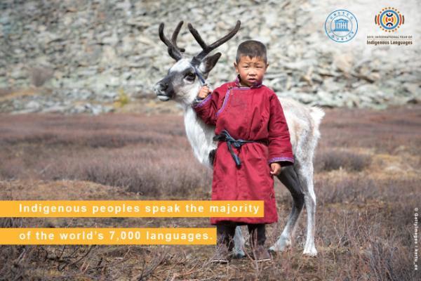 UNESCO International Year of Indigenous Languages 2019