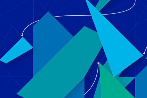 King's Digital Lab abstract logo